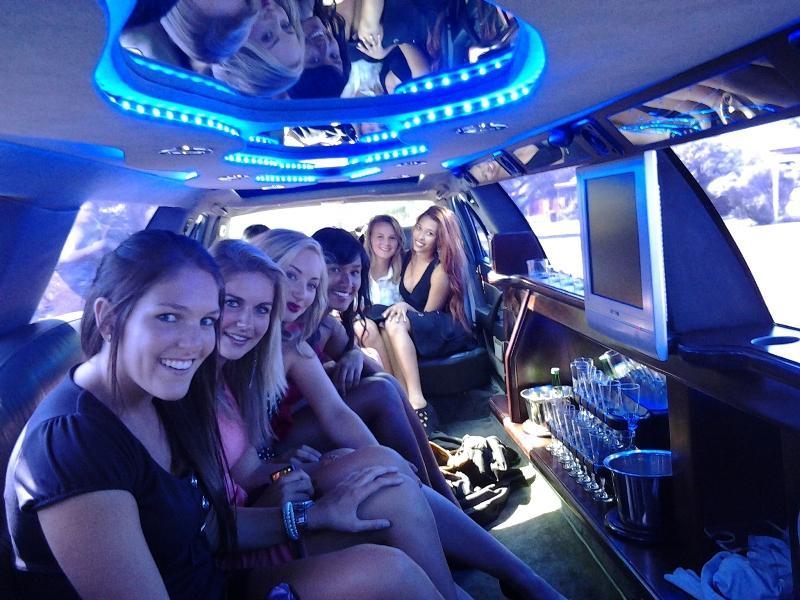 party-limousine-hire